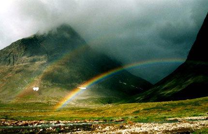 regnb�gesilverfallet